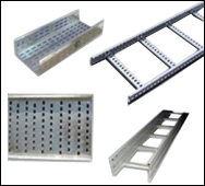 Ladder Type Cable Trays